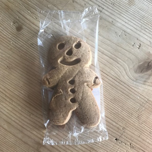 Gluten Free Gingerbread Man x 36