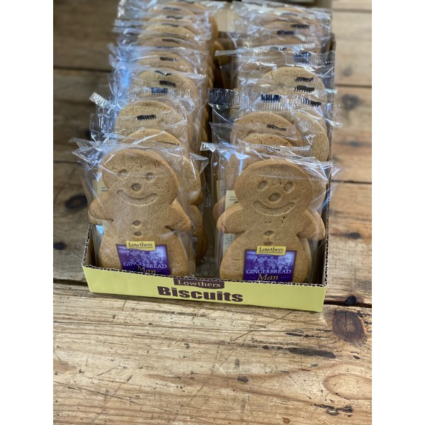 Gingerbread Man x 32