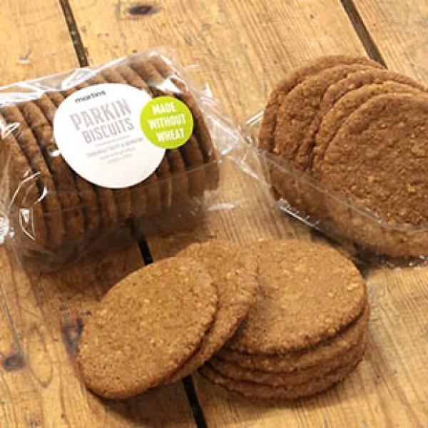 12 Parkin Biscuits x 18