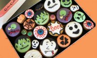 Celebrate Halloween In Style With Our Creepy Customised Cookies