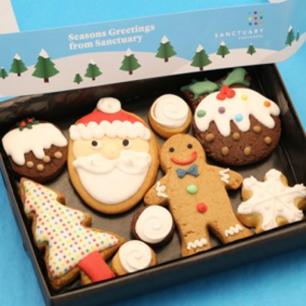 Sanctury Seasonal Corporate Gift Box