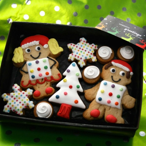 Sanctury Season Corporate Cookie Gift Box