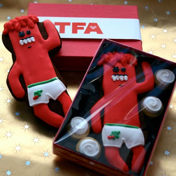 TFA Seasonal Cookies