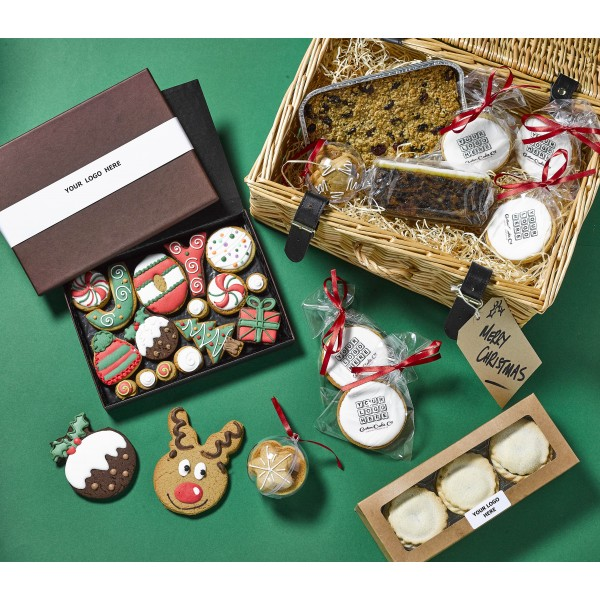 Corporate Custom Cookie Hamper