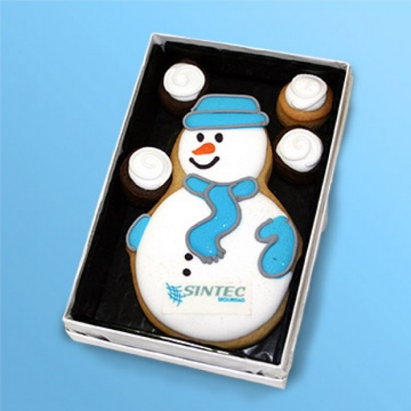 Sintec Promotional Cookie Gift Card