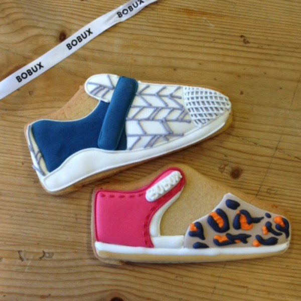 Bobux Shoe Cookies