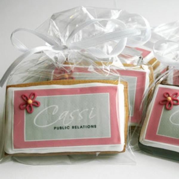 Cassi PR Promotion Cookies