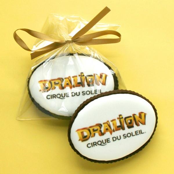 Cirque Du Soleil Promotional Cookies