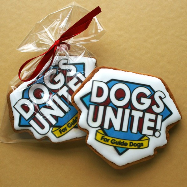 Guide Dogs Unite Promotional Cookies