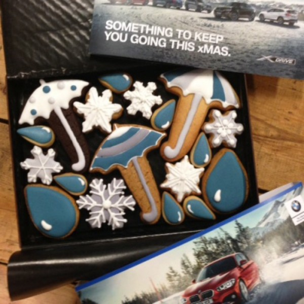 BMW Corporate Cookie Gift Box