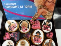RuPauls Drag Race Promotional Cookie Gift Box