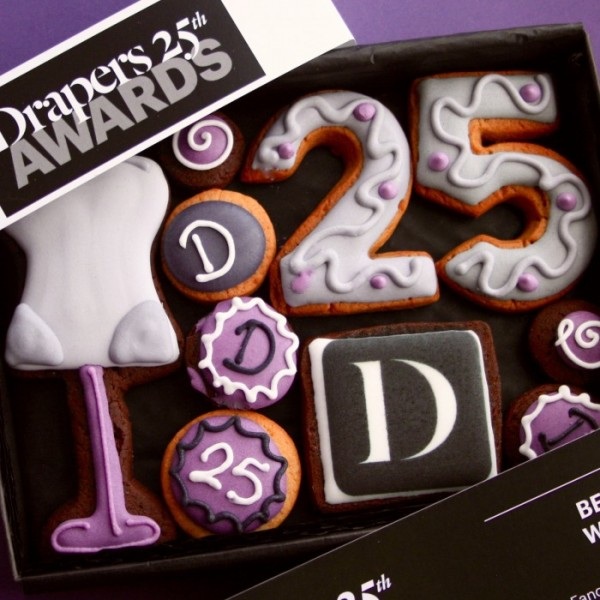 Drapers Promotional Cookie Gift Box