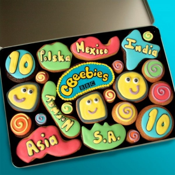 Cbeebies Corporate Gift Box