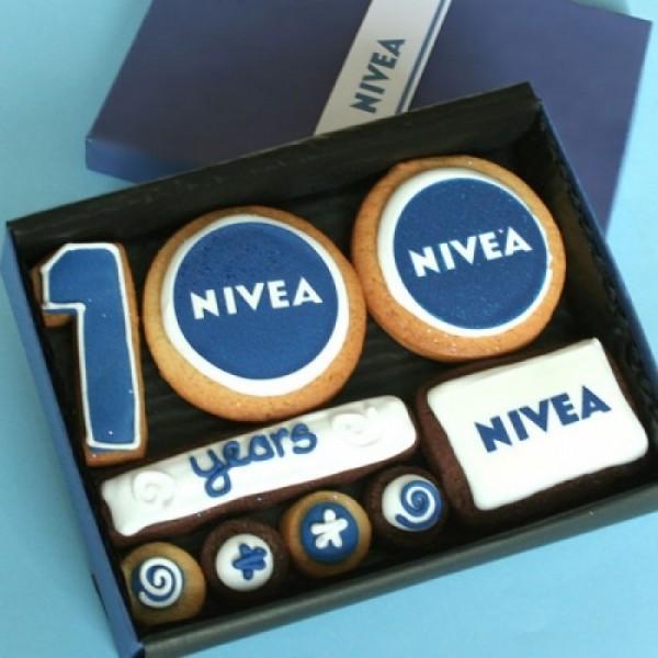 Nivea Corporate Gift Box Cookies