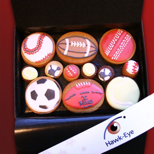 Hawk Eye Promotional Cookie Gift Box