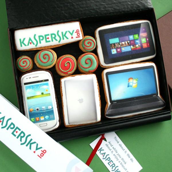 Kasperksy Corporate Gift Box