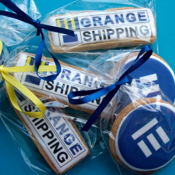 Grange Shipping Promotional Cookies