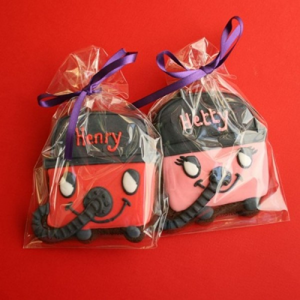 Henry & Hetti Hoover Promotional Cookies