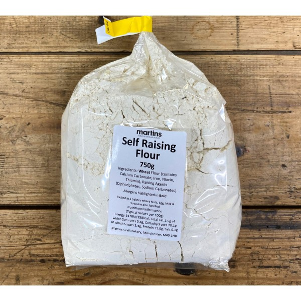 Self Raising Flour 750g