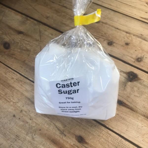 Castor Sugar 750g