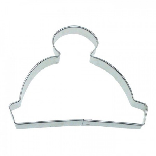 """Bobble Hat 4.75"""" cookie cutter"""