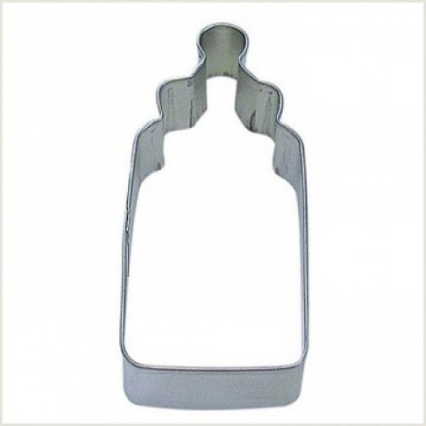 "Baby Bottle 4"" Cookie Cutter"