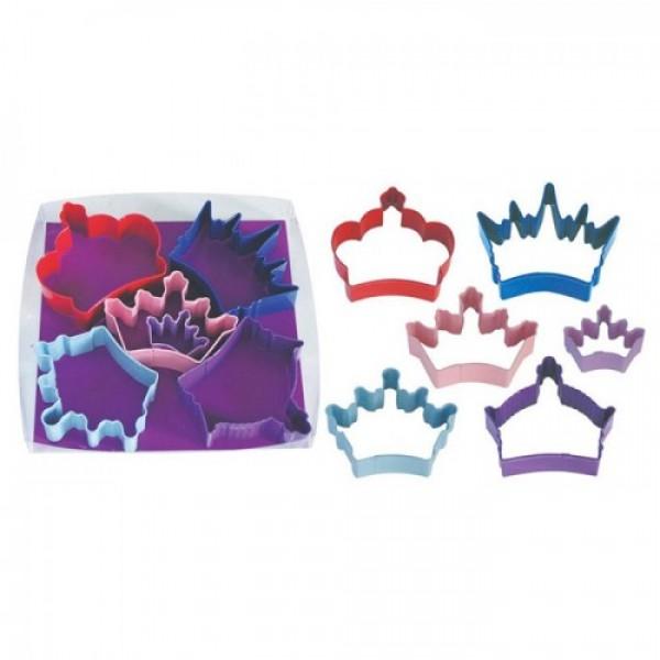 Crown Cookie Cutter Set