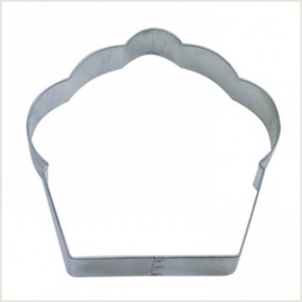 Cupcake with Cherry cookie cutter