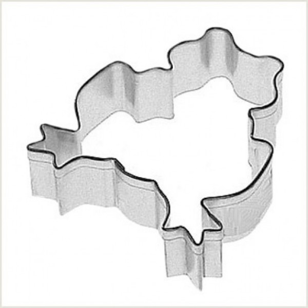 """Frog 3"""" Cookie Cutter"""