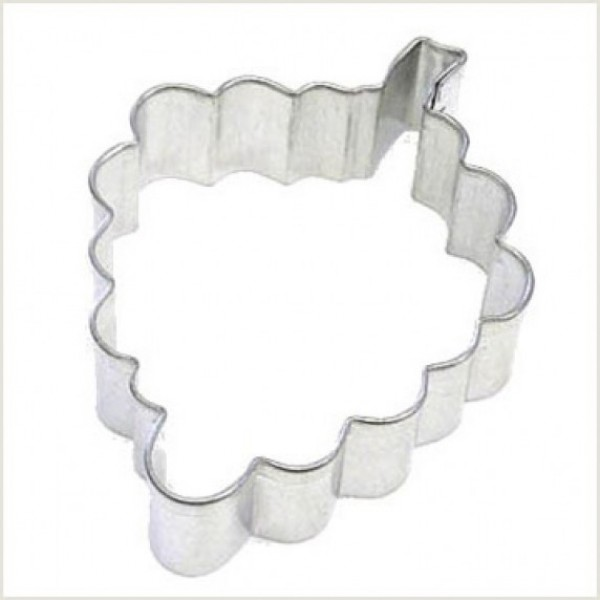 Grapes cookie cutter