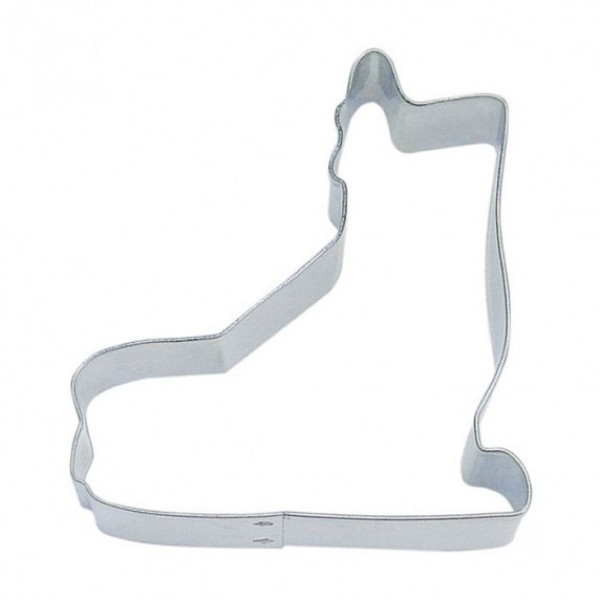 """Ice Skate 3"""" cookie cutter"""