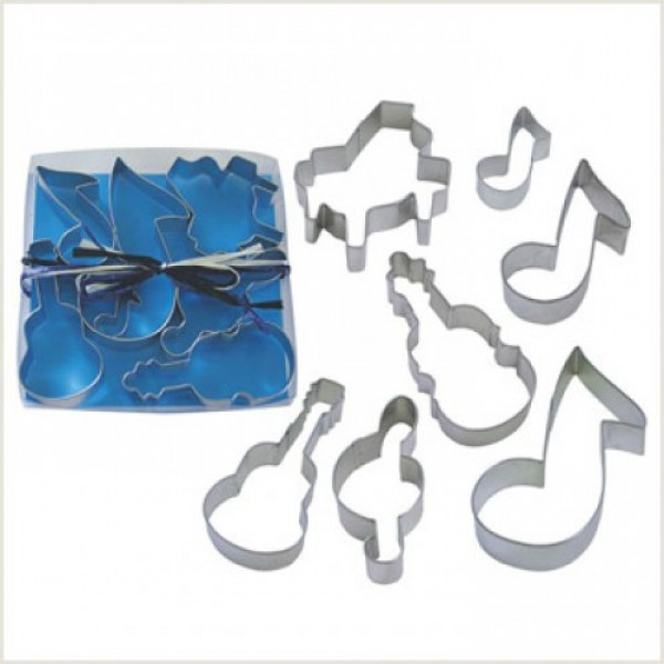 Instrument Cookie Cutter Set