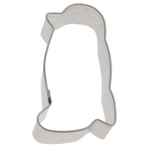 Penguin Cookie Cutter 2.75 in
