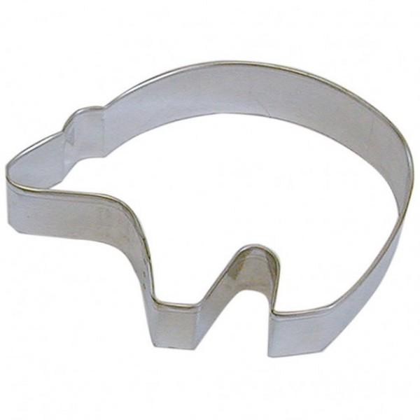 Polar Bear Cookie Cutter 4.5 in