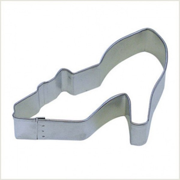 Ladies Shoe cookie cutter