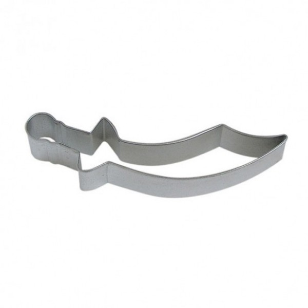 "Sword 5"" cookie cutter"