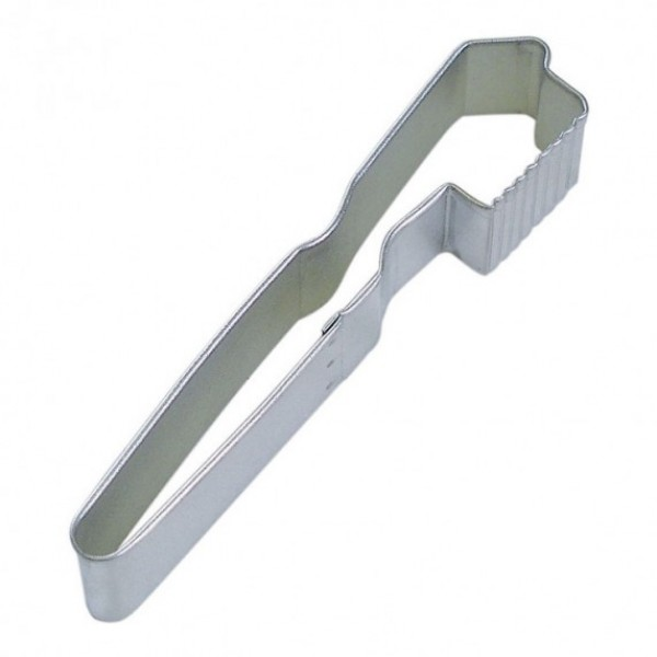 """Toothbrush 5.5"""" cookie cutter"""
