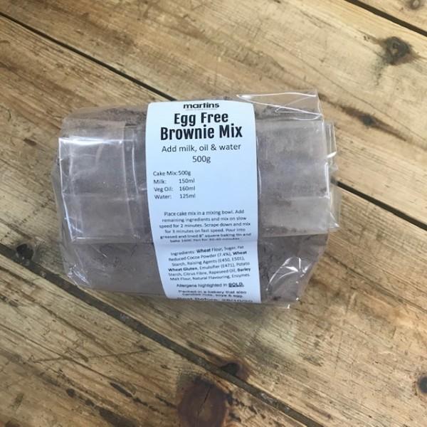 Egg Free/ Vegan Brownie Mix 500g