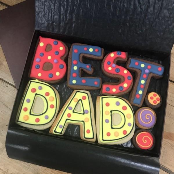 Medium BEST DAD Box