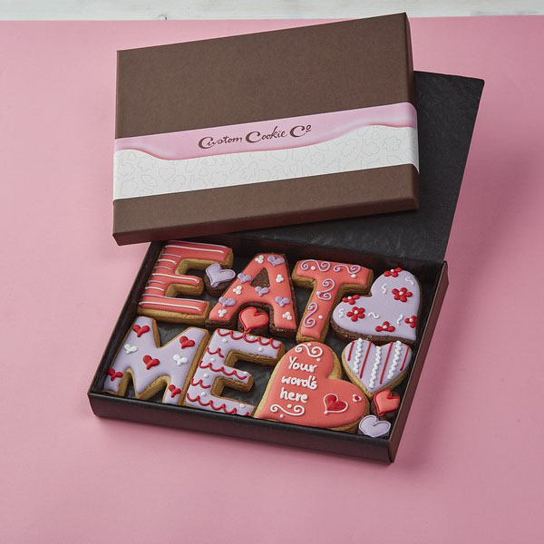 Medium Eat Me Cookie Gift Box