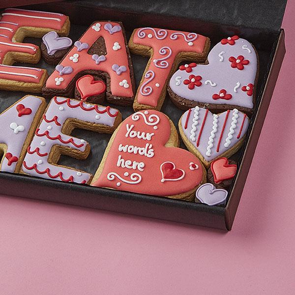 Medium Eat Me Box (Personalised)