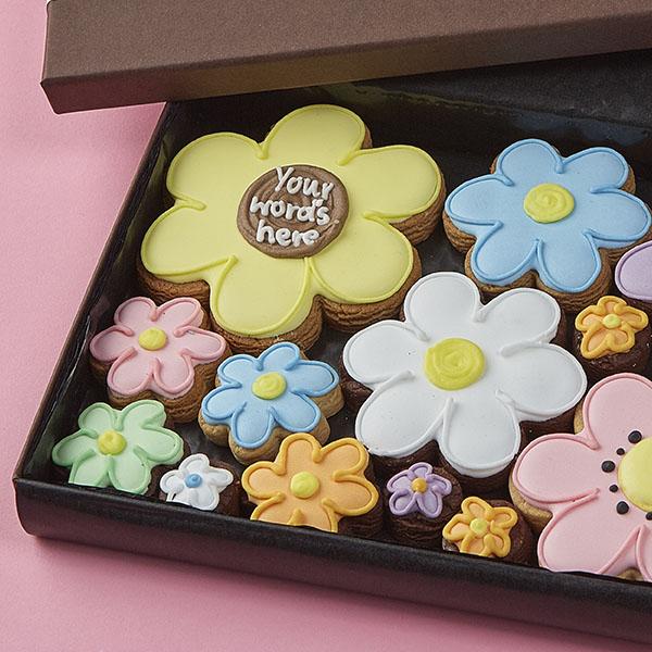 Medium Flower Box (Personalised)