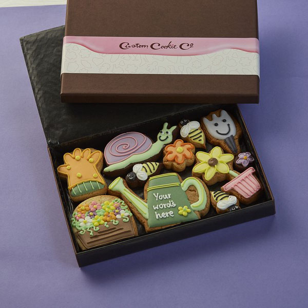 Medium Gardening Cookie Gift Box