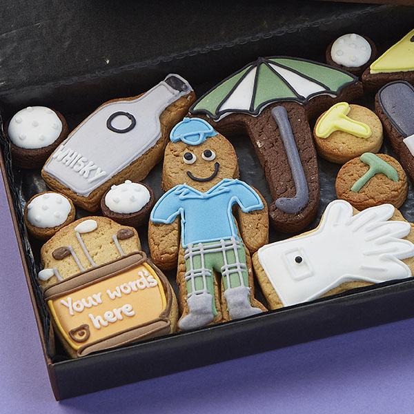 Medium Golf Box (Personalised)