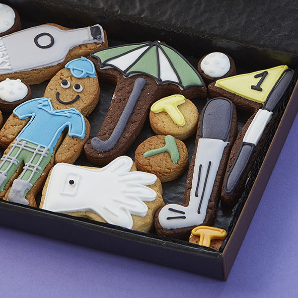Medium Golf Box (Personalised)