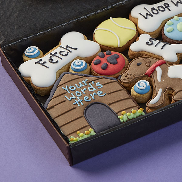 Medium Dog Themed Box (Personalised)