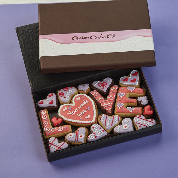 Medium Love Box (Personalised)