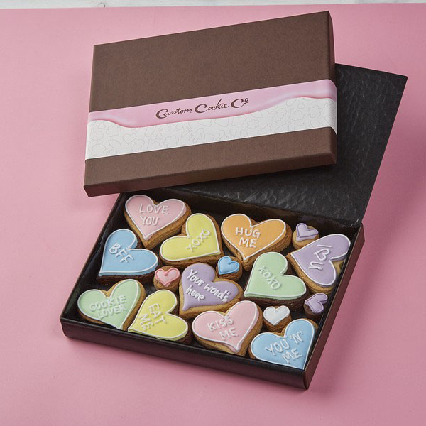 Medium Loveheart Gift Box