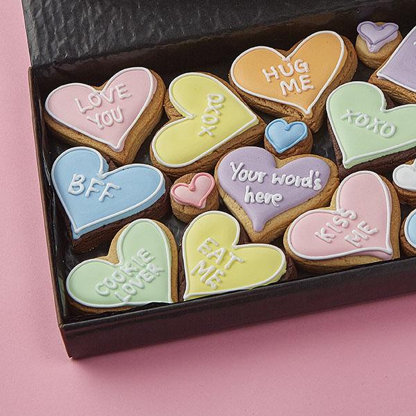 Medium Loveheart Gift Box
