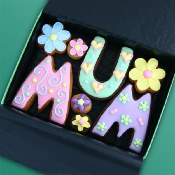 Small MUM Cookie Gift Box